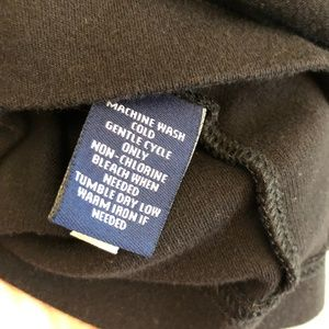 Chaps Jackets & Coats - Chaps Black Lightweight Jacket